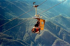 Hanging in the Air (gerag) Tags: switzerland tessin ticino cardada diamondclassphotographer