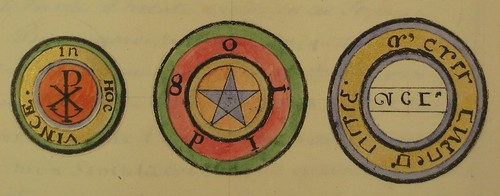 3 esoteric symbols from Agrippa