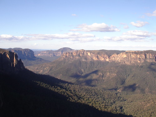 Near Govetts Leap, Blackheath, Blue Mountains