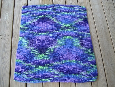 isaac's blanket, FO