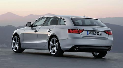 Audi A5 Sportback (2010)picture