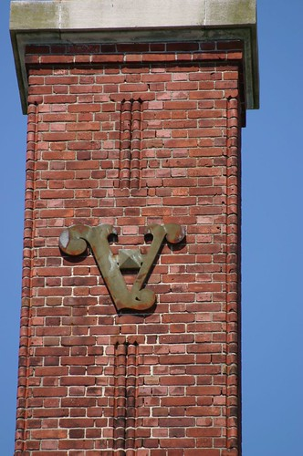 Courtyard Chimney Initial