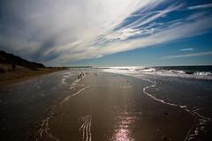 Ile de R (Shemer) Tags: light sea sky beach wideangle