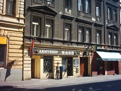 Mash Praga