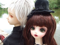 Claire&Andy_06 (Mikappa79) Tags: andy claire bjd superdollfie volks syo asiandoll sd13 peakswoods yeru