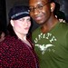 DJ Marilyn Thomas and me