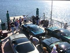Vice President Run 2007 083 (redvette) Tags: corvette rivervalleyvettes redvette tomhiltz