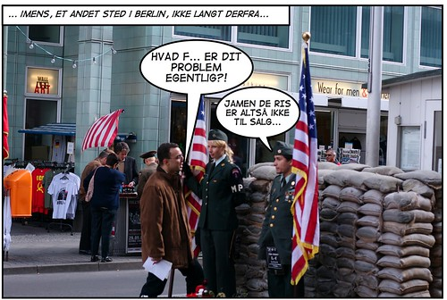 Checkpoint Charlie 2007
