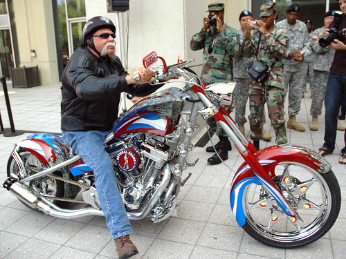 (Source: ) – Orange County Choppers is facing mortgage foreclosure threats