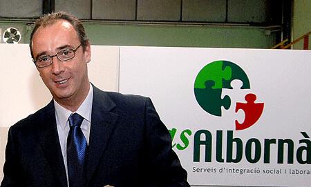 President Fundació Mas Albornà