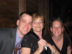 Eric, Mom, and Lori