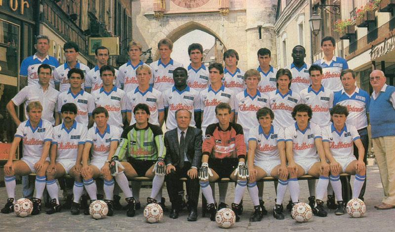 auxerre 1986-87