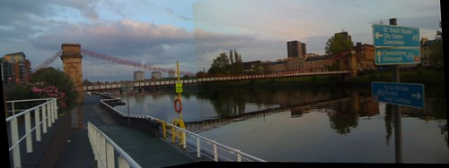 The Clyde (iPhone pano) (132/365)