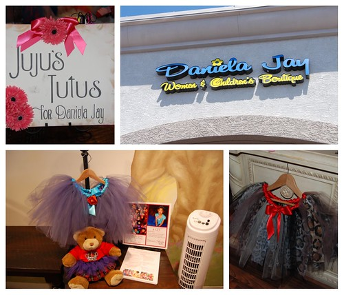 Daniela Jay Boutique (Glendale, AZ) Tutu Birthday Parties