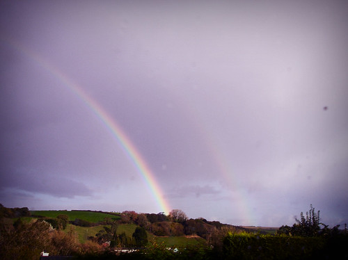 Day 151 - Double Rainbow