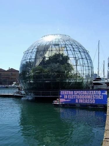 Biosphere, Genoa