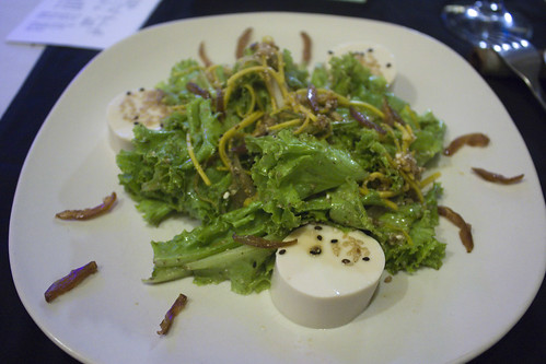 Soya Pearl Salad at Chamkar