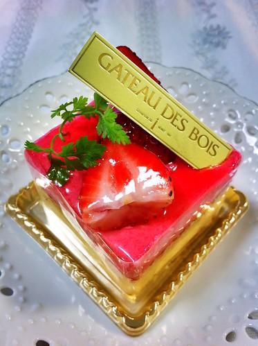 今日のお菓子 No.12 – 「GATEAU DES BIOS」