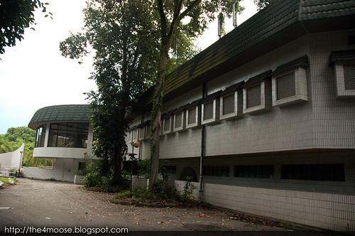 Changi - Abandoned Swimming Club