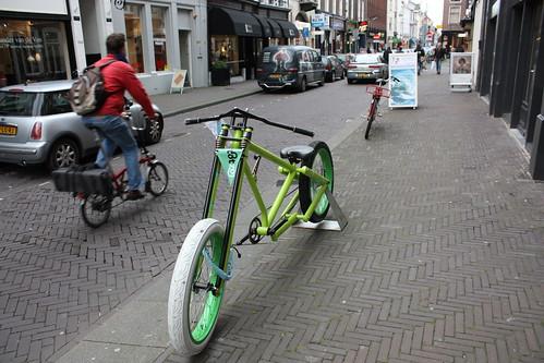 Rua em haia na Holanda: Noordeinde