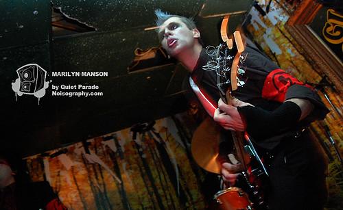 Quiet Parade as Marilyn Manson 07