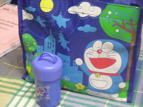 Bag Doraemon e oshibori