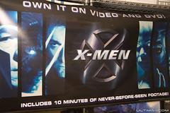 X-Men Movie Banner