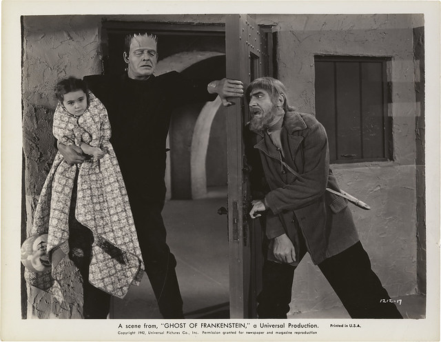 The Ghost of Frankenstein (Universal, 1942) 10