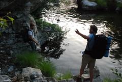 DSC_8656.JPG (grimmermatt) Tags: camping june creek fire rocks delicious gorge mayday crayfish 2007 arroyoseco tritip ventanawilderness debellis