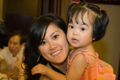 Mai and Megan