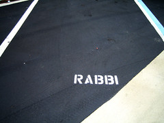 Rabbi Parking
