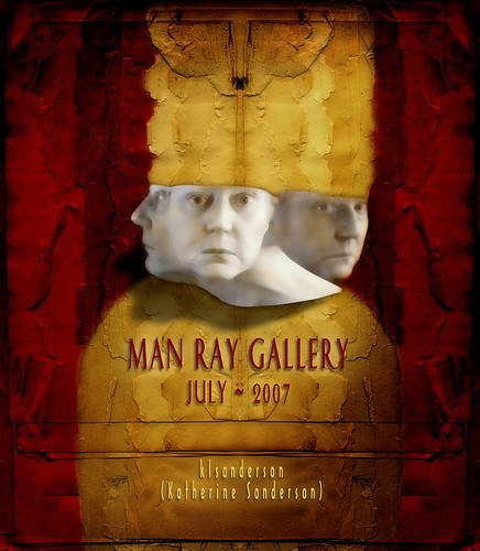 Man Ray Gallery - July 2007
