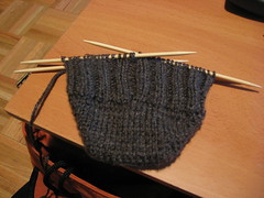 WIP - VIking Socks