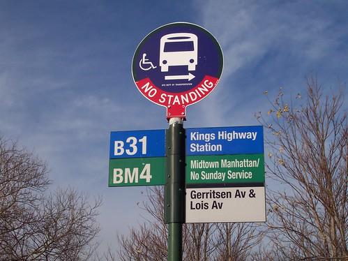 B31 and BM4 Buses