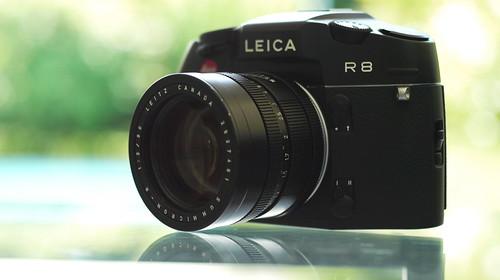 neue Leica R8