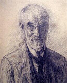 John Butler YEATS (1839 Ulster-1922 New York) Anglo-Irish Painter