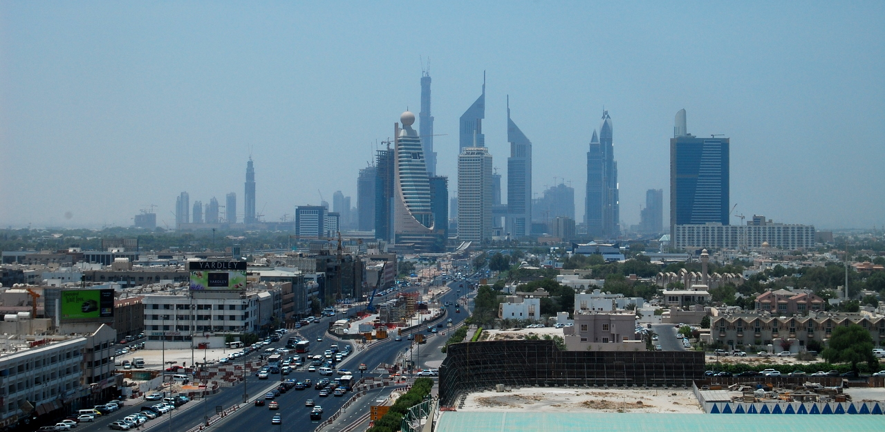 Dubai el paraiso moderno