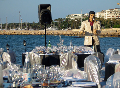 Elvis Live in Cannes