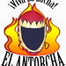Viva La Lucha Torch T-Shirt