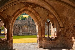 Chapter House @ Cleeve Abbey (Nala Rewop) Tags: church abbey somerset monastery monks chapterhouse aphoto abbots cleeveabbey platinumphoto wowiekazowie lunarvillage