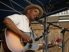 GUY DAVIS at 2007 Thirsty Ear Festival, Santa Fe