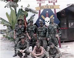 """Dublin City"" (eks4003) Tags: usmc delta viet co marines 1970 nam recon"