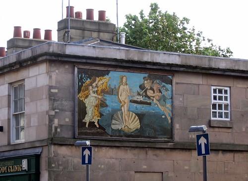 Corner of Henry Street