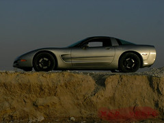 Before (MadVette) Tags: cars car ray mad corvette berserk mti
