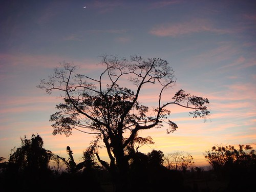 Sunset in Empang, Sumbawa.