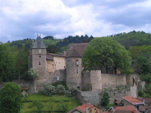 chateau de chateldon