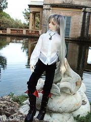 Maximilian (Ryoko) Tags: japan bjd superdollfie volks cecile scarface sd13 customdoll