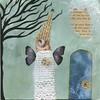 Magical Shaman Owl & the secret blue door