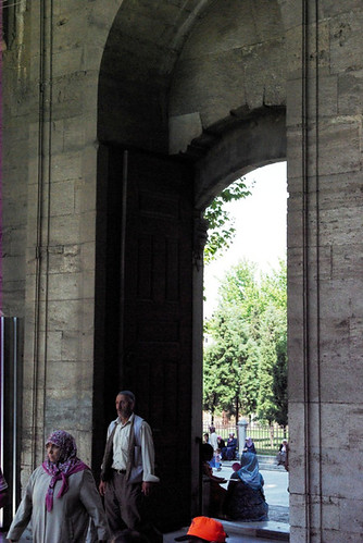Fatih Mosque, Fatih Camii, İstanbul, Pentax K10d