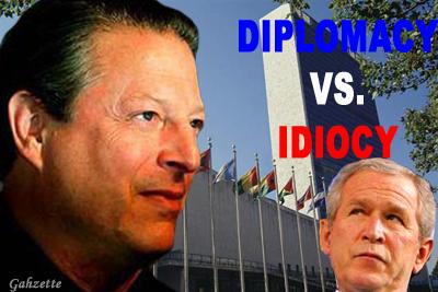 UN Gore vs Bush